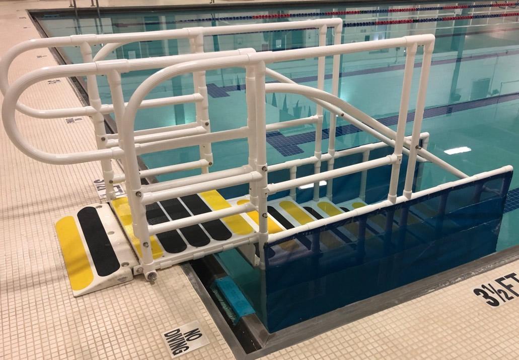 Aquatrek2 ADA Pool Ladder