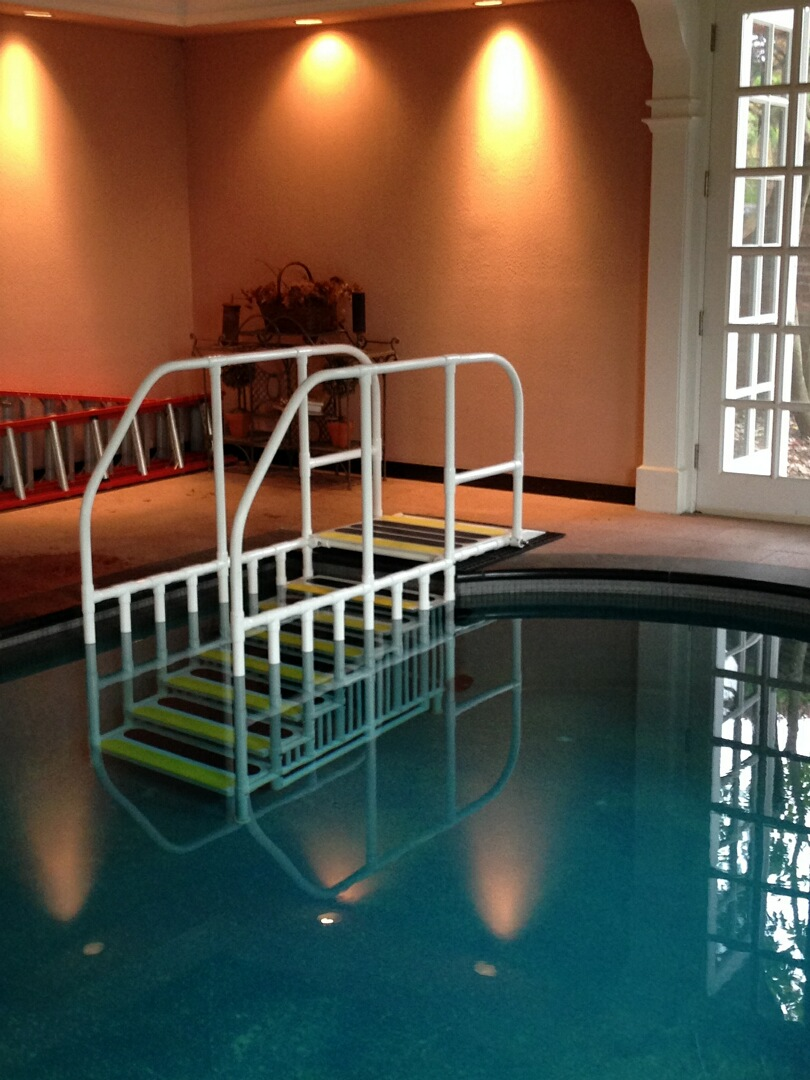Aquatrek2 Pool Ladder